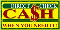 Direct Check Logo